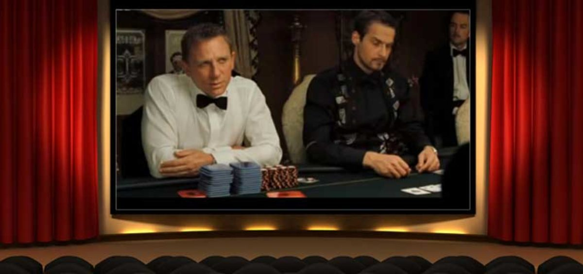 Real Money Poker On The Silver Screen