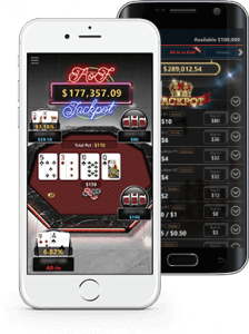 All In Or Fold Poker Card Game On Mobile Min