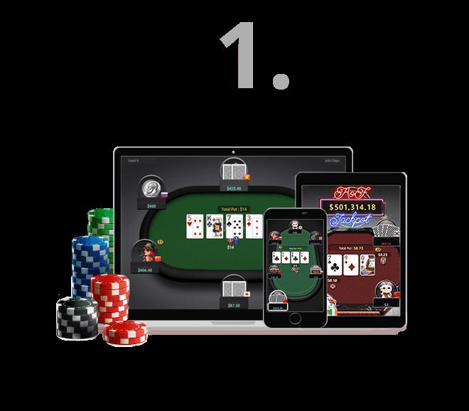 Download Real Money Poker Online App