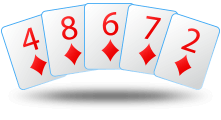 Poker Hand Probabilities Of A Flush