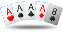 Poker Hand Probabilities Of Four Of A Kind
