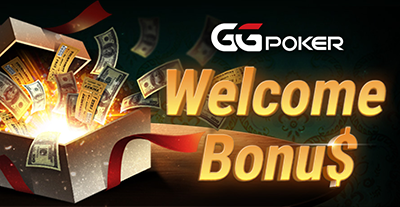 First Deposit Bonus At GGPoker