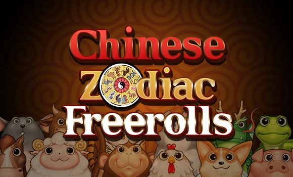 Zodiac Freerolls Online Poker Tournament