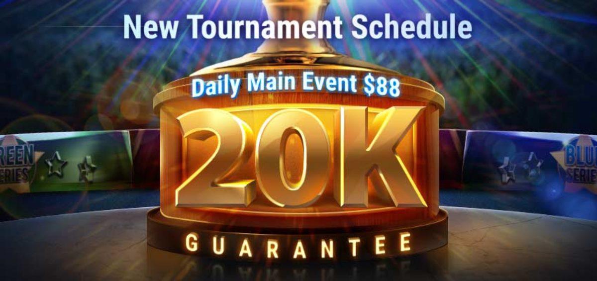 daily schedule online