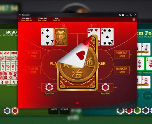 live real money poker app Casino Sidegames SicBo