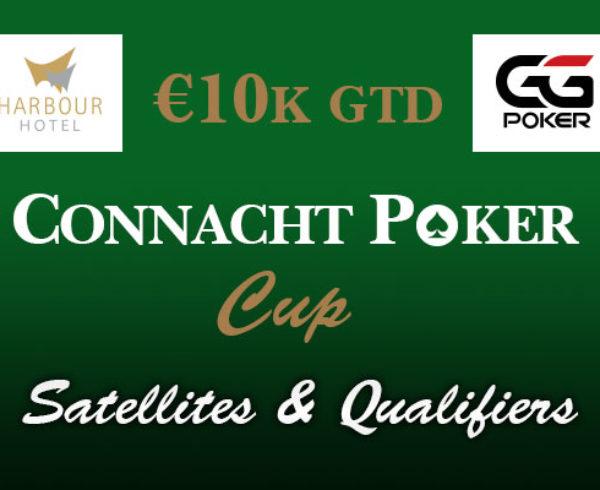 July Connacht Cup online poker satellites