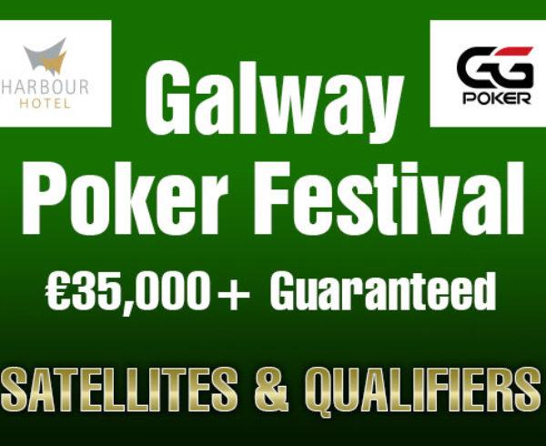 Galway Poker Fest real money poker app satellites