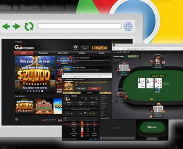 online poker tournaments Chrome instant play