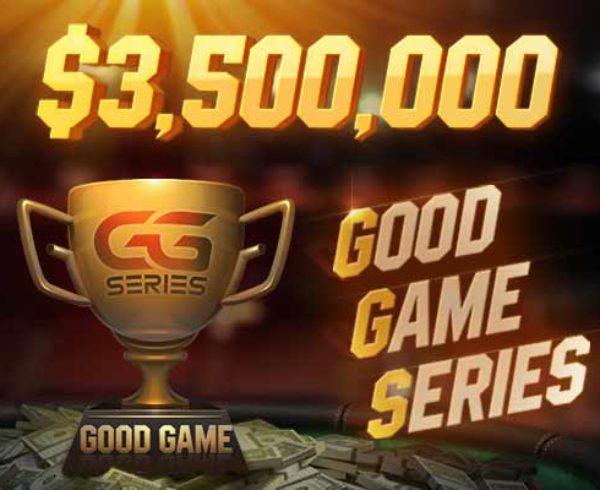 Online poker GGPoker Good Game Series MTTs