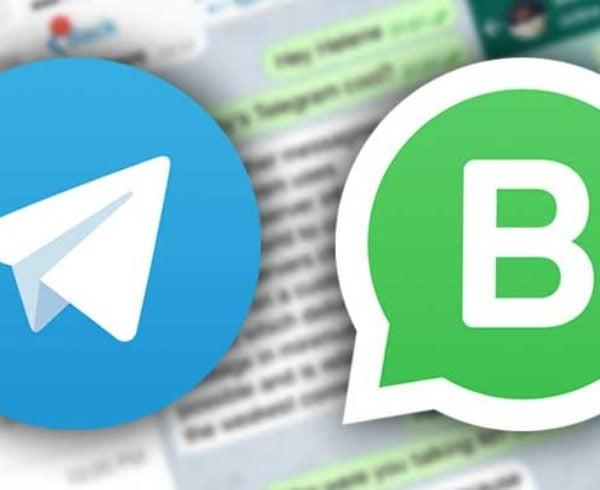 Online poker customer support channels Telegram and Whatsapp Business