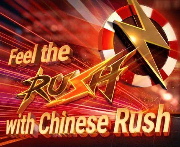 Chinese Rush online poker SideGames GGPoker Cash Tables