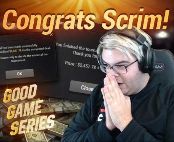 online poker streamer Twitch poker GGS tournament