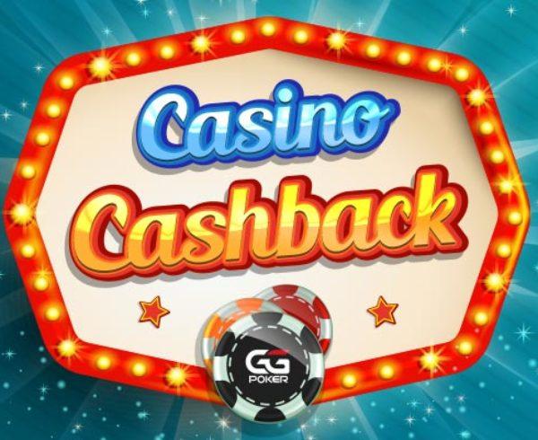 casino cashback promotion for real money poker