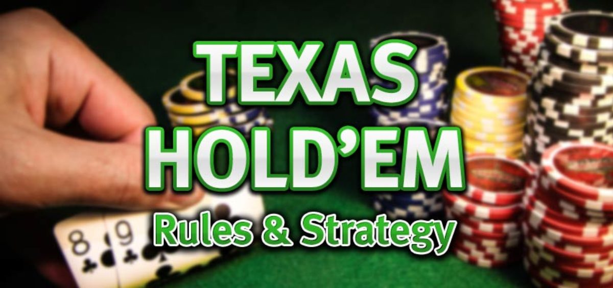Texas Hold'em online poker real money poker apps rules strategies advices