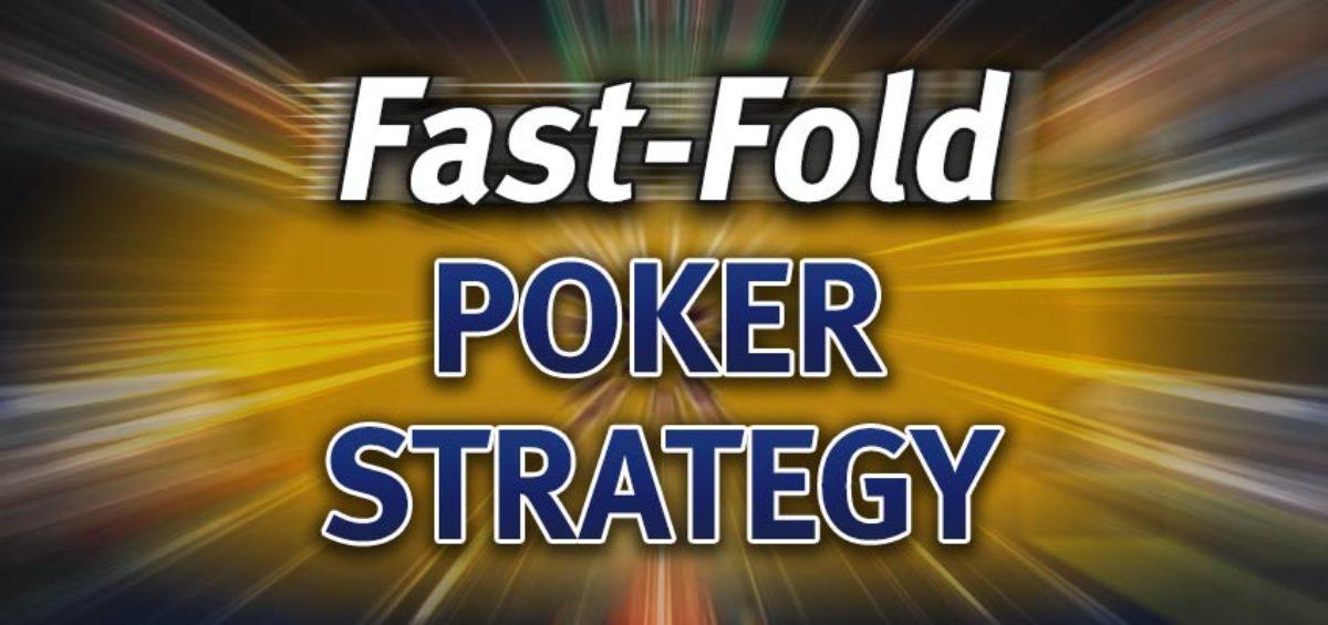 Zoom poker fast fold poker online strategy for real money